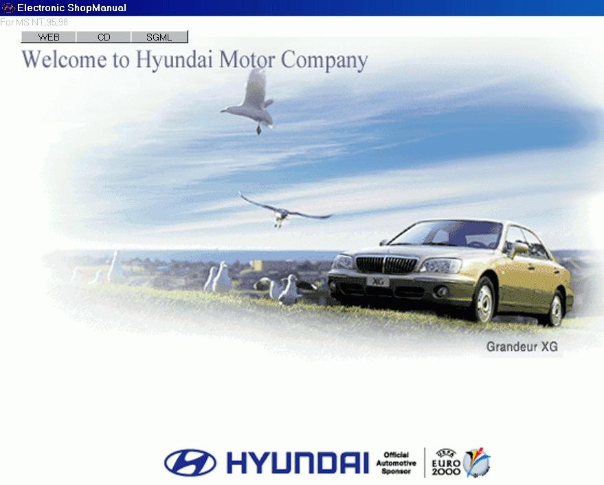 Описание программы: В программе представлена подробная информация по ремонту и техобслуживанию автомобилей Hyundai...