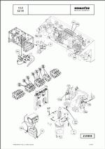 Komatsu Hydraulic Mining Shovel PC4000-6, Komatsu